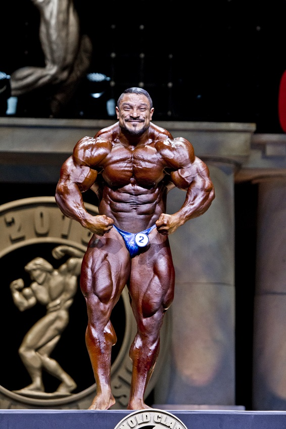 Roelly 'The Beast' Winklaar