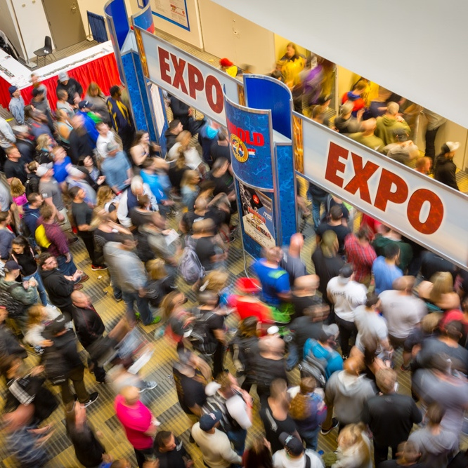 Be A 2019 Arnold EXPO Sponsor Or Exhibitor