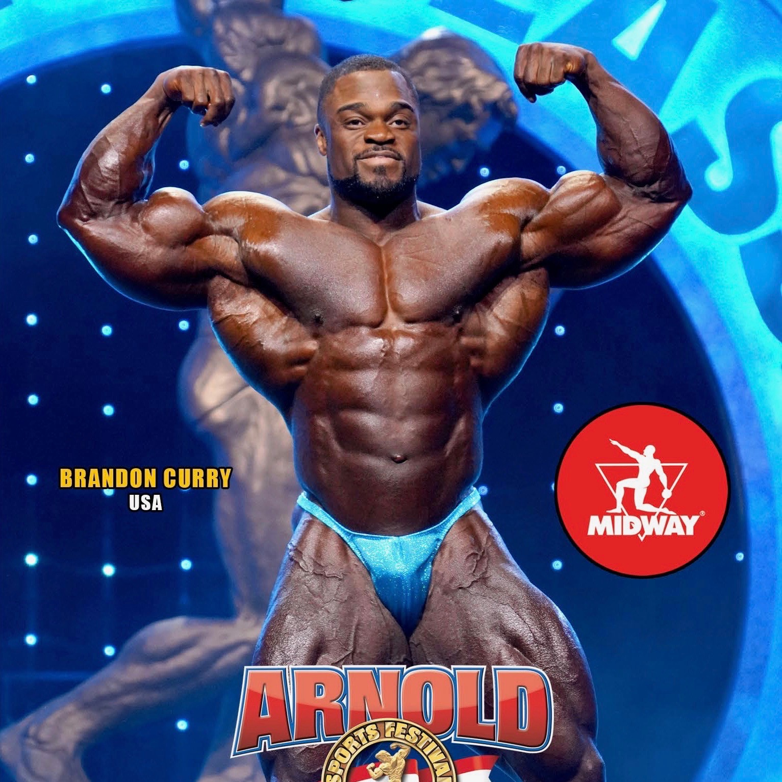 Arnold Classic DVDs
