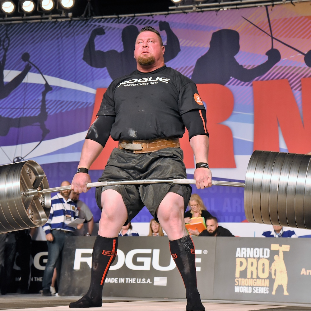 Arnold Strongman USA