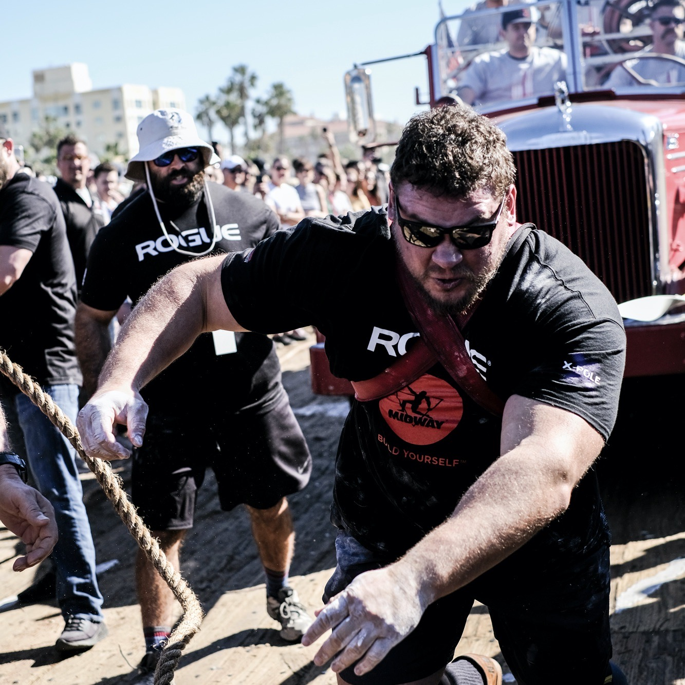 Watch: Arnold Strongman USA
